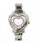 Heart In Heart Italian Watch - $19.95