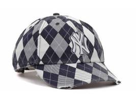 New York Yankees Baseball MLB Argyle 1950's Classic Hat Cap Mens Free sh... - $16.71