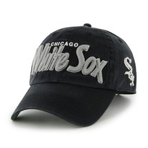 Chicago White Sox MLB Basseball Black Mens 47 Brand Modesto Hat Cap Snap... - $21.29