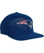 New England Patriots NFL free ship Official Sideline Player Hat Cap Mens... - $21.66