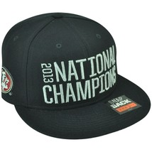NCAA Nike FSU Seminoles 2013 BCS National Champions Locker Room Players Hat Cap - £27.25 GBP