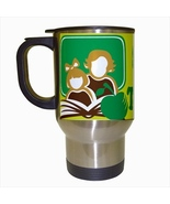 Super Teacher Stainless Steel Coffee Travel Mug - $17.95