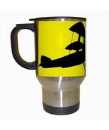 Im A Pilot Stainless Steel Coffee Travel Mug - $17.95