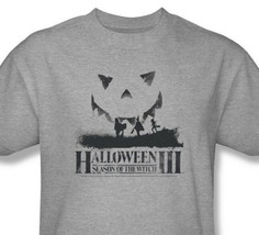 Halloween 3 T-shirt Free Shipping Season Witch retro 1980's slasher movie UNI493 image 1