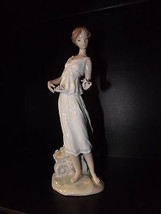Lladro Retired Porcelain 01007709  FLOWERS FOR A GODDESS 7709 Brand New BOX - £235.30 GBP