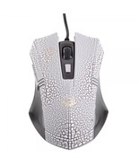 826 6D Wired Optical Gaming Mouse White - $19.99