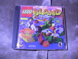 LEGO Island (Windows CD-ROM) 3D Action Adventure - $11.99