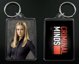 CRIMINAL MINDS keychain JENNIFER JJ JAREAU / A.J. Cook - $7.91