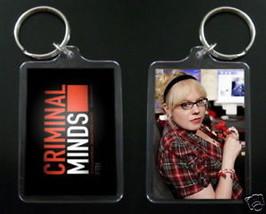 Criminal Minds Keychain / Keyring Penelope Garcia - $7.91