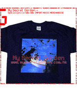 ECHO AND THE BUNNYMEN ocean rain T shirt ( Men S - 2XL) - $21.00+