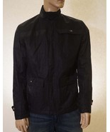 Puma 565734-01 Men's Black Lined BMW M Power Racing Jacket Coat Small - $63.99