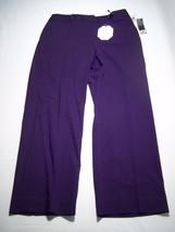 Liz Claiborne Petite Secretly Slender Dress Pants Women's Size 10PS NWT - $39.59