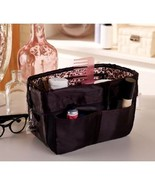 PURSFECTION Purse Organizer 12 Pockets & Zipper NEW w/Retail Box &1 yr W... - $24.99