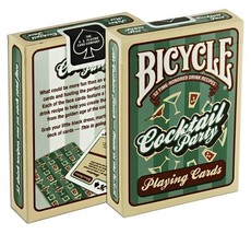 1 Deck Bicycle Cocktail Party Standard Poker Playing Cards Brand New Deck - $2.79