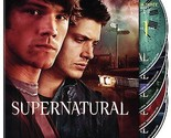 SUPERNATURAL: SEASON 3 DVD - THE COMPLETE THIRD SEASON [5 DISCS] - NEW UNOPENED