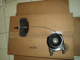 2001 TOYOTA SEQUOIA REAR TIRE CARRIER TIRE HOLDER - $123.75