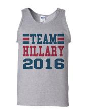 For President Hillary Clinton Bill DemocraticTeam Hillary 2016 Men's Tan... - $22.85