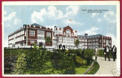 Primary image for TOLEDO OHIO East Side High School 1916 OH