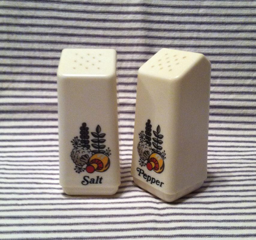 Vintage Mushroom Salt And Pepper Shakers And 50 Similar Items
