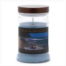 Ocean Breeze Jar Candle - $10.99