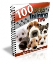 100 Dog Training - EBook - $1.99