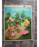 Liddle Kiddles Frame Tray Puzzle Whitman 1968 - $38.99