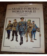The Armed Forces of WW2 Uniforms, Insignia, organization - $25.00