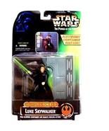 Star Wars POTF EFX Luke Skywalker action figure - $12.99