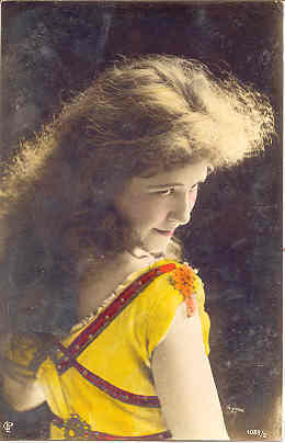 Come On Over Beautiful Women 1908 Vintage Post Card