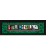 Eastern Michigan Eagles Officially Licensed Fra... - $37.95