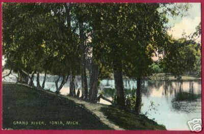 Primary image for IONIA MICHIGAN Grand River Glitter MI