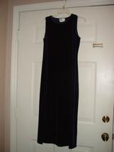 Women's AGB Dress Soft Dark Blue Size 10 Dress - $9.00