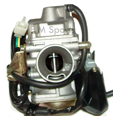 Go Kart Buggy 150cc Engine Motor Carb Carburetor Part For Hammerhead Twister 150