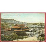 OGDEN UTAH Canyon Sanitorium Bldg Bridge Germany PC BJs - $10.00