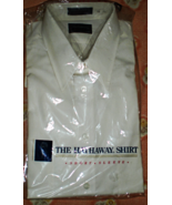 Men's Dress Shirt - The Hathaway Shirt  Neck 16  Short Sleeve - $11.75
