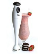 Elite Cuisine by MaxiMatic EHB-1000X Elite Cuisine 150W Hand Blender - NIB - $380,94 MXN