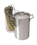 Stainless Steel Asparagus/Vegetables Steamer - €19,45 EUR
