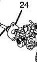 900809004 Ryobi Craftsman 30cc Carb Carburetor Gasket RY34001 RY34000 RY34420 + - $9.99