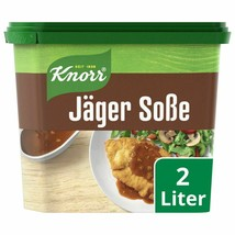 KNORR Jager Sosse/ Hunter's Sauce -2 Liters -Made in Germany-FREE SHIPPING - $17.81
