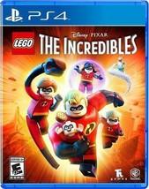 Disney Pixar Lego Incredibles PS4! Fun Family Game Party Night! - $15.99