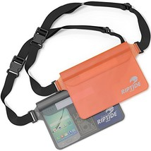 Waterproof Fanny Pack Pouch 2 Pack For Men & Women Dry Bag Water Resistant With