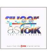 Queer as Folk: The FinalSeason (Original Soundtrack) [Audio CD] Mitch Ma... - $13.97