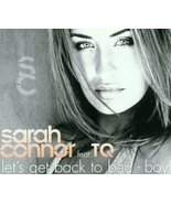 Let's Get Back to Bed Boy [Audio CD] Connor, Sarah - $19.99