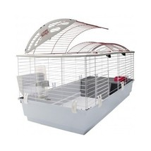 Guinea Pig Cages Indoor Rabbit Cage Small Pets Chinchilla Pet Plastic Wi... - $105.99+