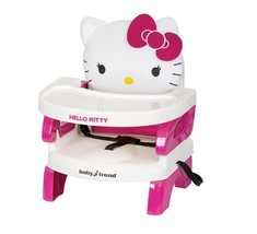 Toddler Booster Seat Portable Chair Kids Dining Feeding Tray Safety Seat... - $50.00