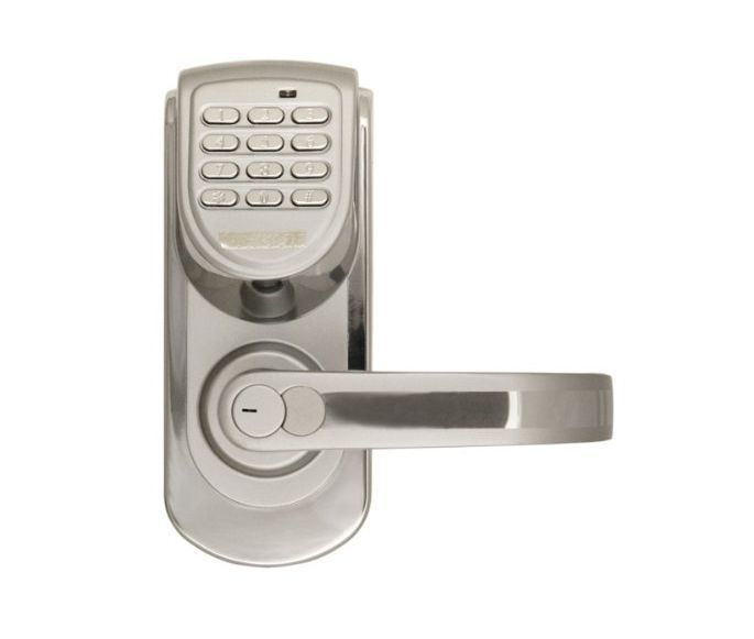 Door Locks Keyless Lock Digital Keypad Code Entry Security