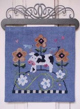 Cow Over The Hill Part 3 cross stitch chart SamSarah Designs - $13.00