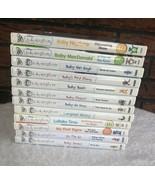 Baby Einstein DVD Lot Disney Educational Music Art Language Toddlers Set 11 - $39.60