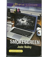 Smokescreen Jodie Bailey(Love Inspired Large Pr... - $2.25