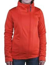 Bench Orange Galsworthy Zip Thru Warm Up Track Jacket BLEA3297-OR035 NWT